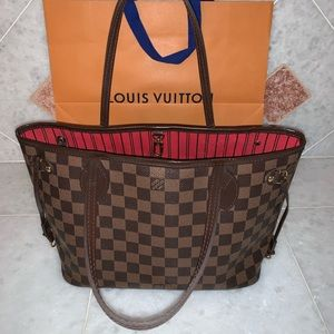 Louis Vuitton never full pm